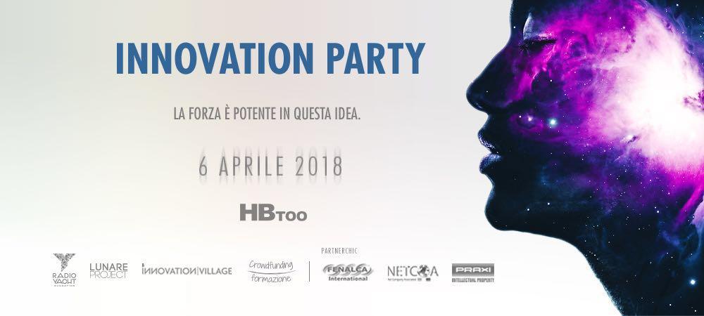 INNOVATION PARTY: FENALCA INTERNATIONAL SPONSOR EVENTO