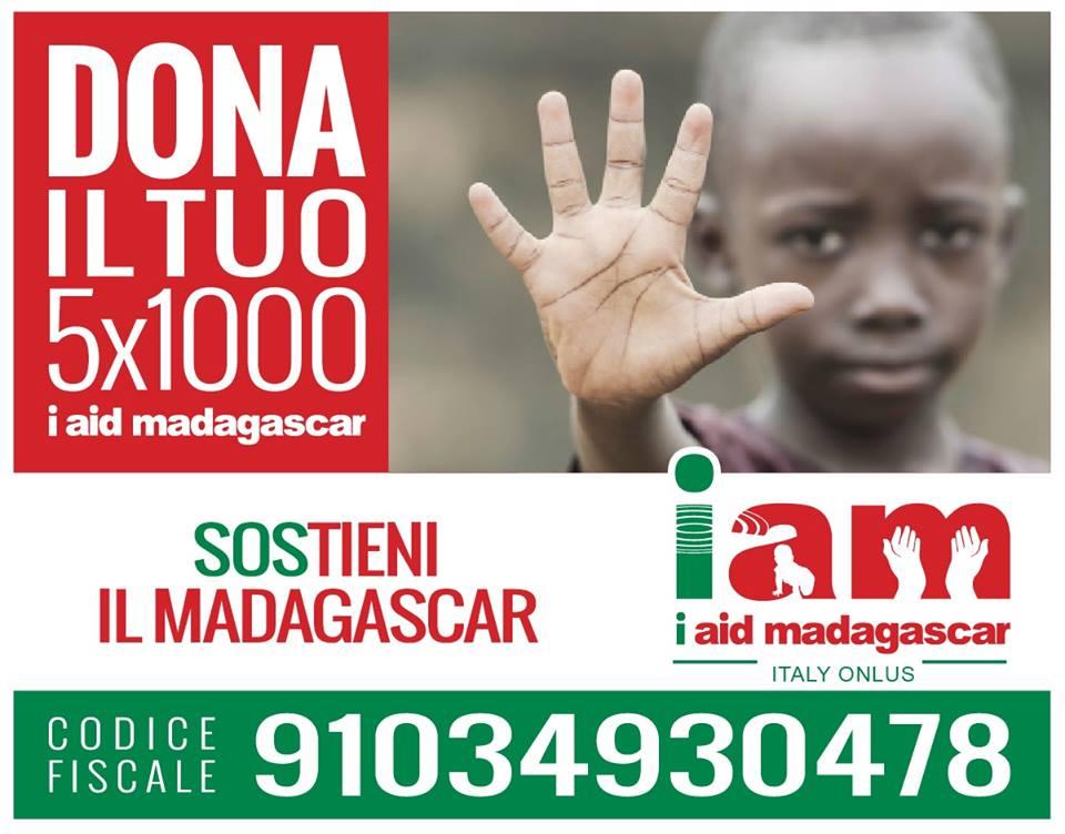 I Aid Madagascar – Onlus IO AIUTO IL MADAGASCAR
