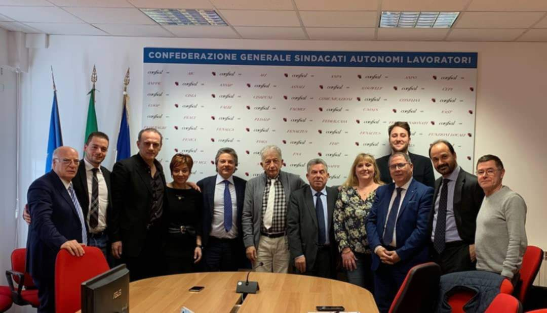 CCNL : Fenalca International firmataria del contratto per i dipendenti delle Organizzazioni Sindacali