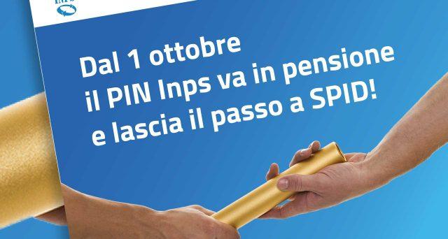 PIN INPS : dal 1° ottobre non sarà più operativo