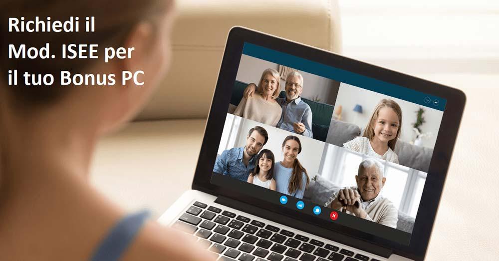 Bonus PC, Tablet e linea internet : è possibile richiedere il voucher